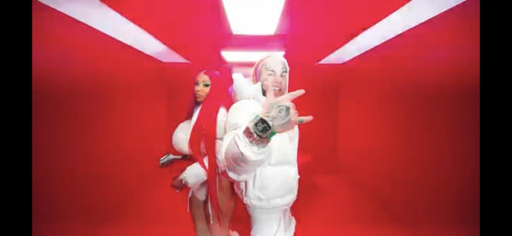 Trollz 6ix9ine Nicki Minaj
